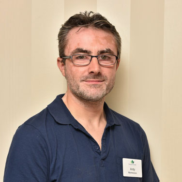 Andy Kessler Maintenance Manager at Stowford House Care Home Abingdon