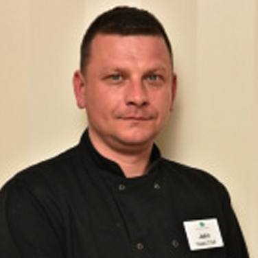 Gheoghe Lonut Head Chef at Stowford House Care Home Abingdon